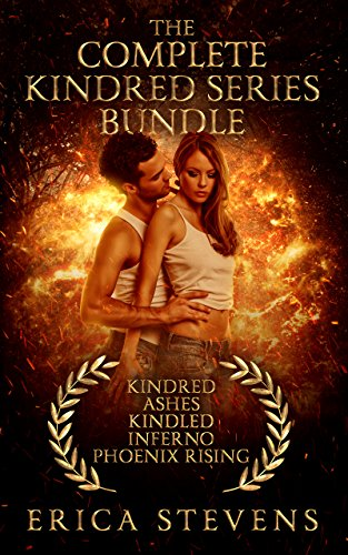 The Complete Kindred Series Bundle (Books 1-5) (The Kindred Series) cover