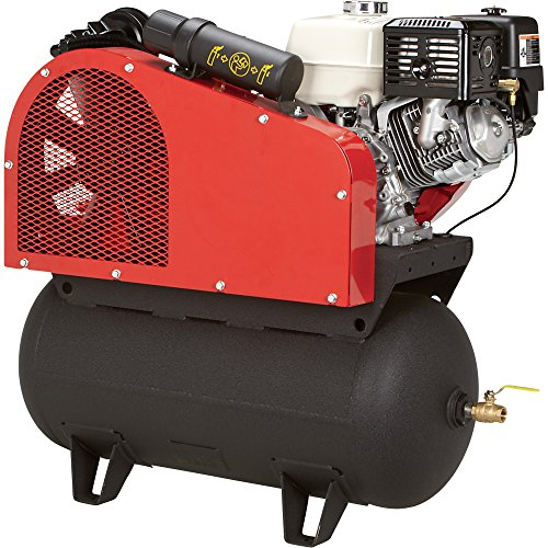 Northstar portable gas powered air compressor honda gx390 ohv northstar portable gas powered air compressor honda gx390 ohv engine 30 gallon horizontal tank 244 cfm 90 psi tools home improvement publicscrutiny Choice Image