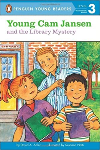 Young Cam Jansen and the Library Mystery by David A. Adler (2002-11-11)