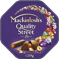 Mackintosh's Quality Street Chocolate In Tin - 1.25 Kg