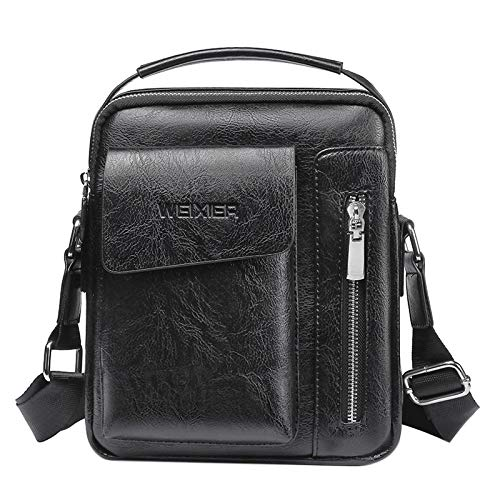 WARM home Praktische Fashion Universal Casual Herren Schultertasche Messenger Messenger Messenger Bag Handtasche Größe  S 22 cm x 18 cm x 6 cm Urlaub B07P32PTWW Herrentaschen ebdd48