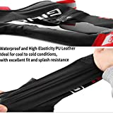 TEUME Bike Shoe Covers Over Shoes Cycling Bicycle