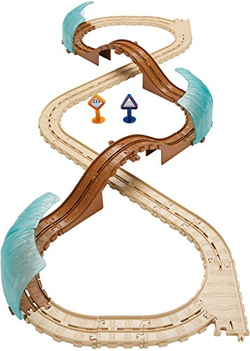 Thomas & Friends Fisher-Price Adventures, Shark Escape Track Pack ()