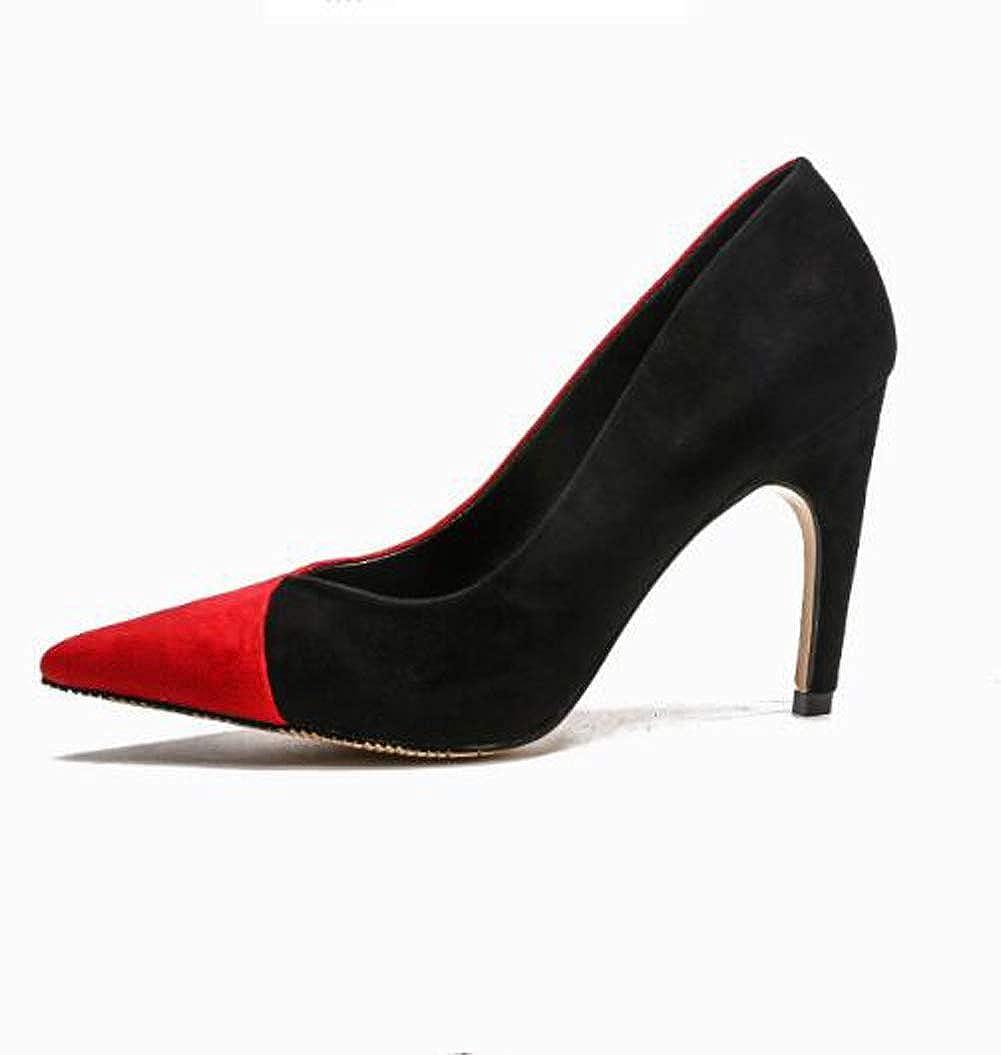 HLG Scarpe a spillo da donna scarpe da sposa con con con tacco a spillo da donna | diversità  77a11b