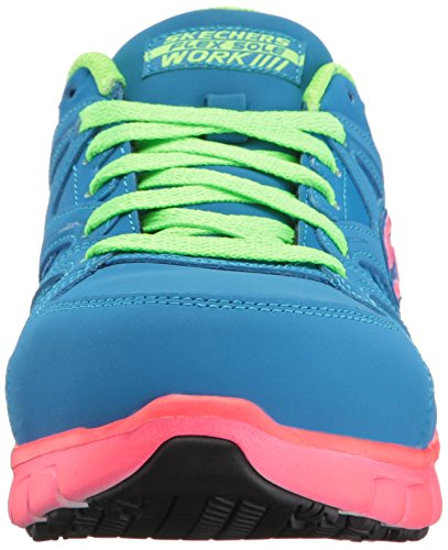 Blue for Skechers Women's Work Multi tBwwTqxd