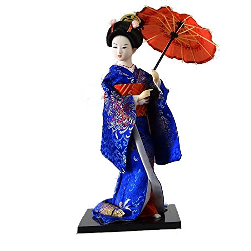 Japanese girl's day Geisha Kimono Girl Belle Humanoid for sale  Delivered anywhere in USA