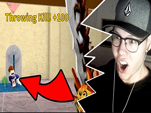 How to throw knives through walls! Roblox murder mystery two