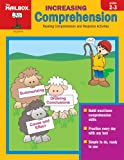 Increasing Comprehension, The Mailbox Books Staff, 1562346512