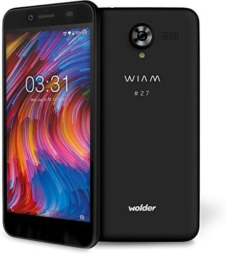 Wolder WIAM#27 - Móvil 4G, pantalla IPS HD de 5 pulgadas, Flash de ...