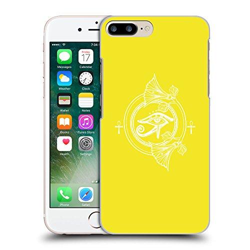 GoGoMobile Coque de Protection TPU Silicone Case pour // Q09860625 Religion 26 Jaune canari // Apple iPhone 7 PLUS