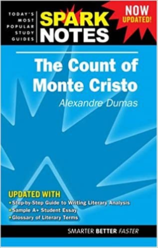 The Count Of Monte Cristo Spark Notes The Count Of Monte Cristo By  The Count Of Monte Cristo Spark Notes The Count Of Monte Cristo By  Alexandre Dumas And Sparknotes Editors  Amazoncom Books