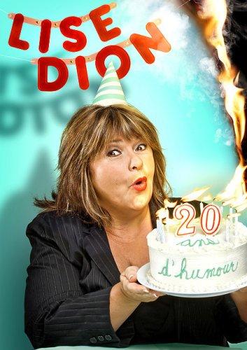 Lise Dion : 20 ans d'humour  VFQ
