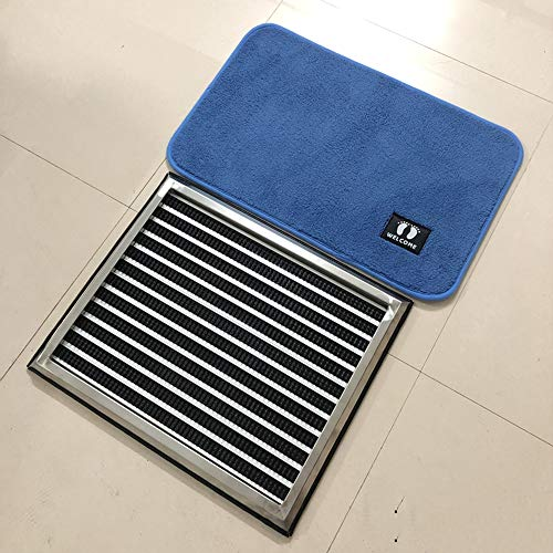 VBARV Shoe Soles Disinfecting Floor Mat, Automatic Cleaning Household Foot Pads, Disinfection Doormat,Carpet and Door Mats, for Indoor Out Door