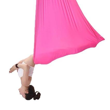 Amazon.com: ROLLYYD - Columpio de yoga de gran capacidad y ...