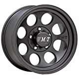 Mickey Thompson Classic II Wheel with Black Finish (15x10