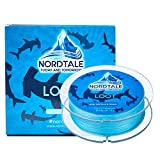 Nordtale Loot Braided Fishing Line 300yards 547yards – Improved Braided Fishing Lines – Abrasion Resistance – Zero Stretch – Thinner Diameter 6lb-80lb (Ocean Blue, 15lb 547-Yard 0.18 mm) For Sale