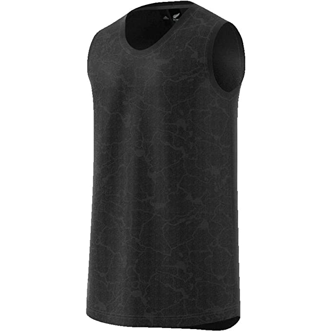 adidas AB SPO Lux Vest Camiseta All Blacks, Hombre: Amazon.es ...