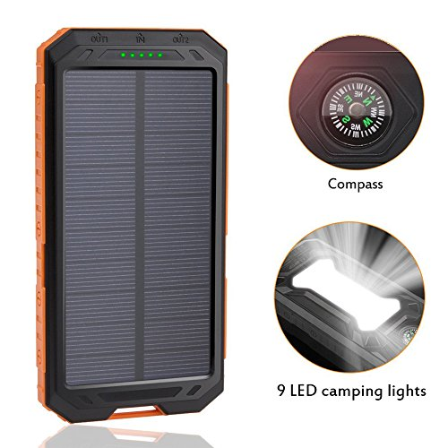 Solar Charger For Gopro - 7