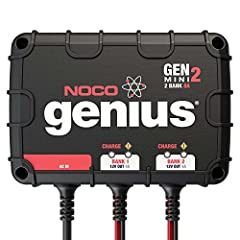 The GENM2 On-Board Battery Charger offers the perfect mix of high-technology and rugged construction. With a fully-sealed, waterproof housing, the GENM2 can be easily installed and mounted directly onto a variety of applications and specifica...