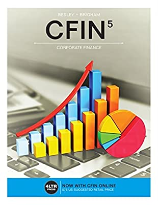 CFIN (with Online, 1 term (6 months) Printed Access Card) (New, Engaging Titles from 4LTR Press)