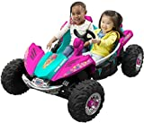 Power Wheels Barbie Dune Racer