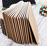 16 Pack Notebook Journals for Travelers, Students