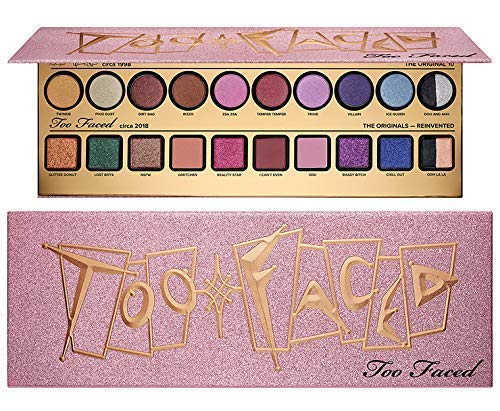 Too Faced Then & Now Eyeshadow Palette – Cheers to 20 Years Collection