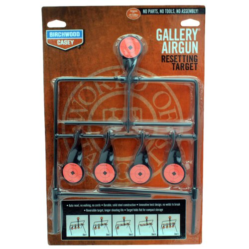 Birchwood Casey GRT17 Gallery Target Airgun Resetting 47017