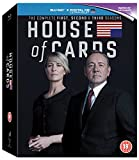 DVD : House of Cards: Season 1-3