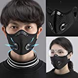 DeeLink Outdoor Sport Mask Reusable Activated