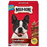Milk-Bone GravyBones Dog Treats for Small Dogs (Small Sized Dogs, 60 Ounce – 2 Pack) Review