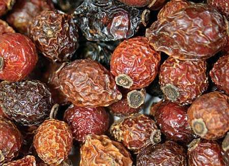 1 Pound Bag Natural Dried Rosehips for Potpourri, Primitive Decorations & More Factory Direct Craft®
