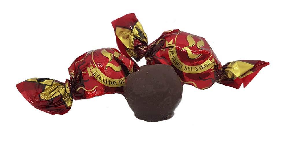 LAPASION - Guindas al marrasquino bañadas en cobertura de chocolate Bolsa 1 Kg: Amazon.es: Alimentación y bebidas