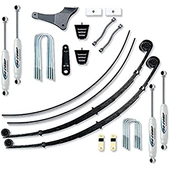 "Pro Comp K4013B 4"" lift Kit with Spring, Block and ES9000 Shocks for Ford F250/F350 '00-'04"
