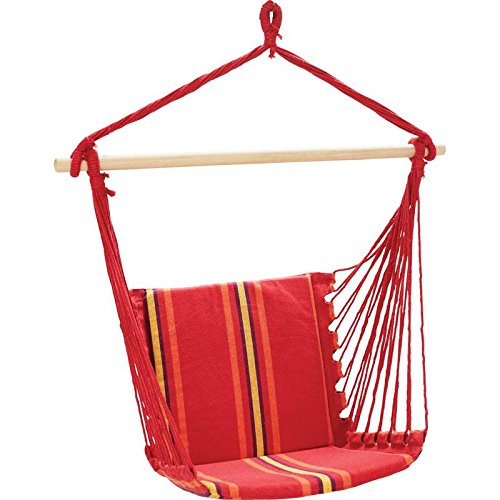 The Original Club Fun Hanging Hammock Rope Chair For