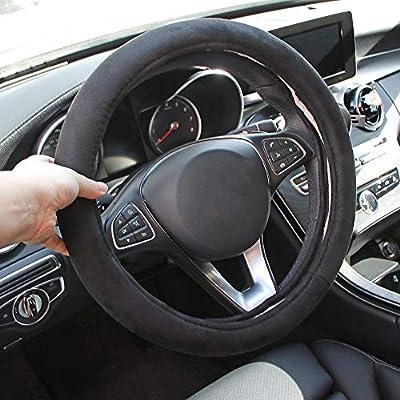 Winter Car Lighter Heating Steering Wheel Covers Heated Warm Steering Wheel Covers