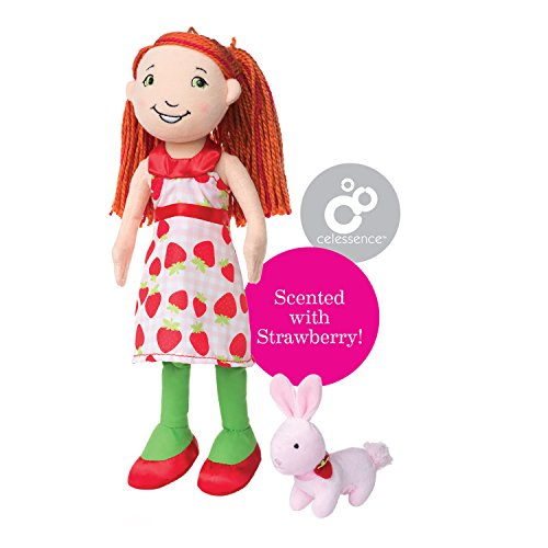 Manhattan Toy Groovy Girls Style Scents Sadie and Shortcake Fashion - Strawberry Clothes Shortcake Doll