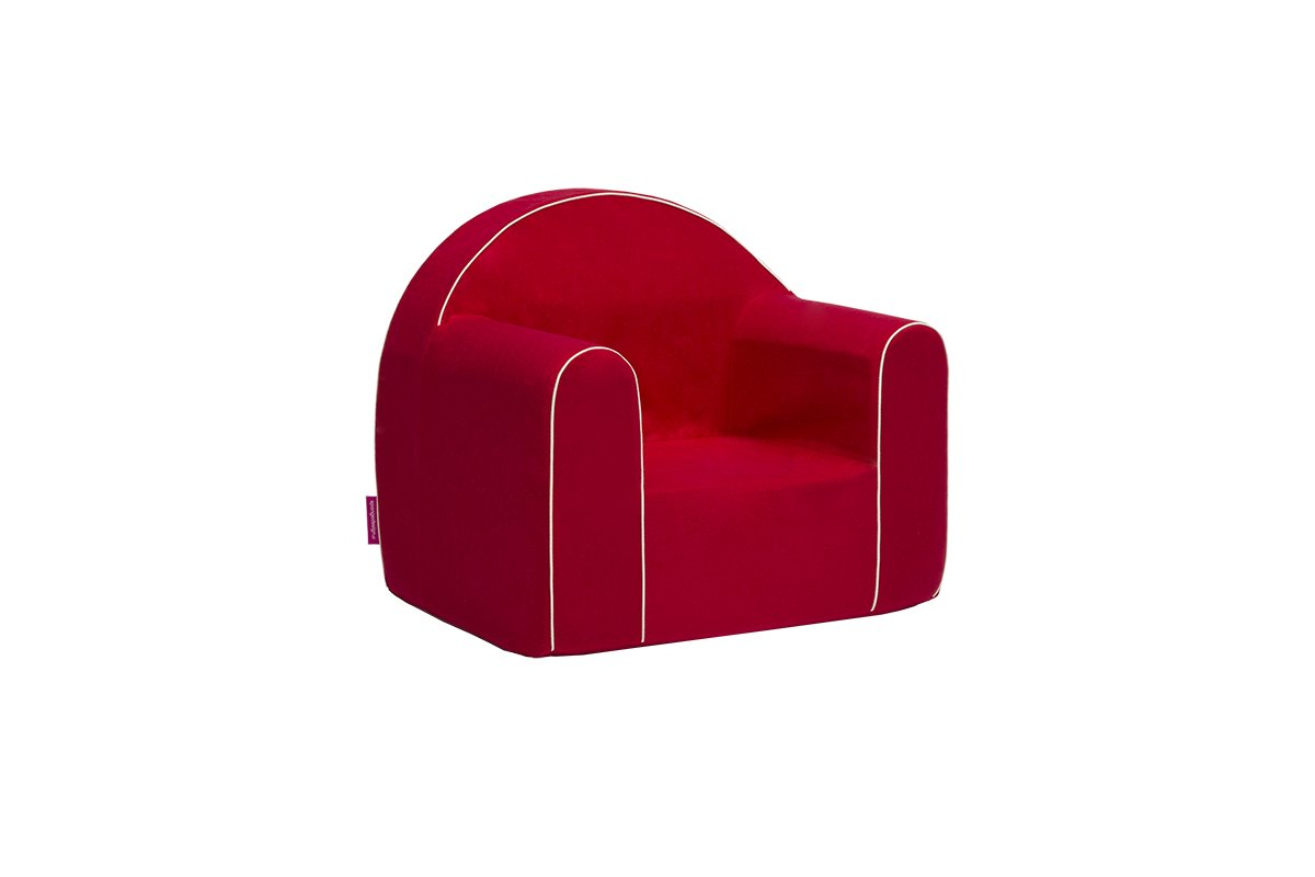 Mini Kindersessel Kinder Babysessel Baby Sessel Sofa Kinderstuhl Stuhl Schaumstoff Umweltfreundlich Blau