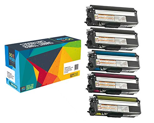 Do it Wiser Compatible High Yield Toner Cartridges for Br...