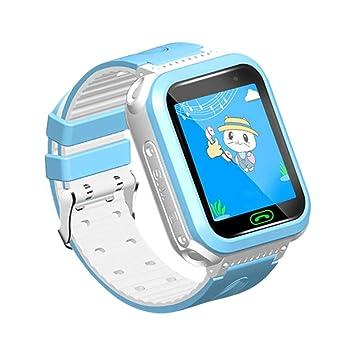 Niños Smart Watch Phone Qomomont Reloj con GPS para niños ...