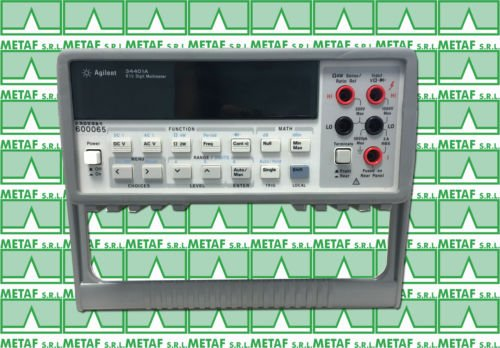 Agilent Technologies - 6 1/2 Digit Multimeter from Agilent Technologies