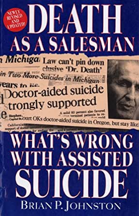 Assisted suicide is wrong essay