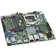 Intel Desktop Motherboard LGA1155 DDR3 1600 Thin mini-ITX - BOXDQ77KB