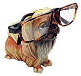 Pekingese Dog Breed Novelty Eyeglass Holder Stand