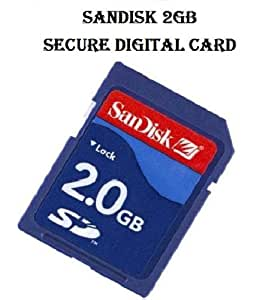 Amazon.com: SanDisk 2GB SD Card: Computers & Accessories