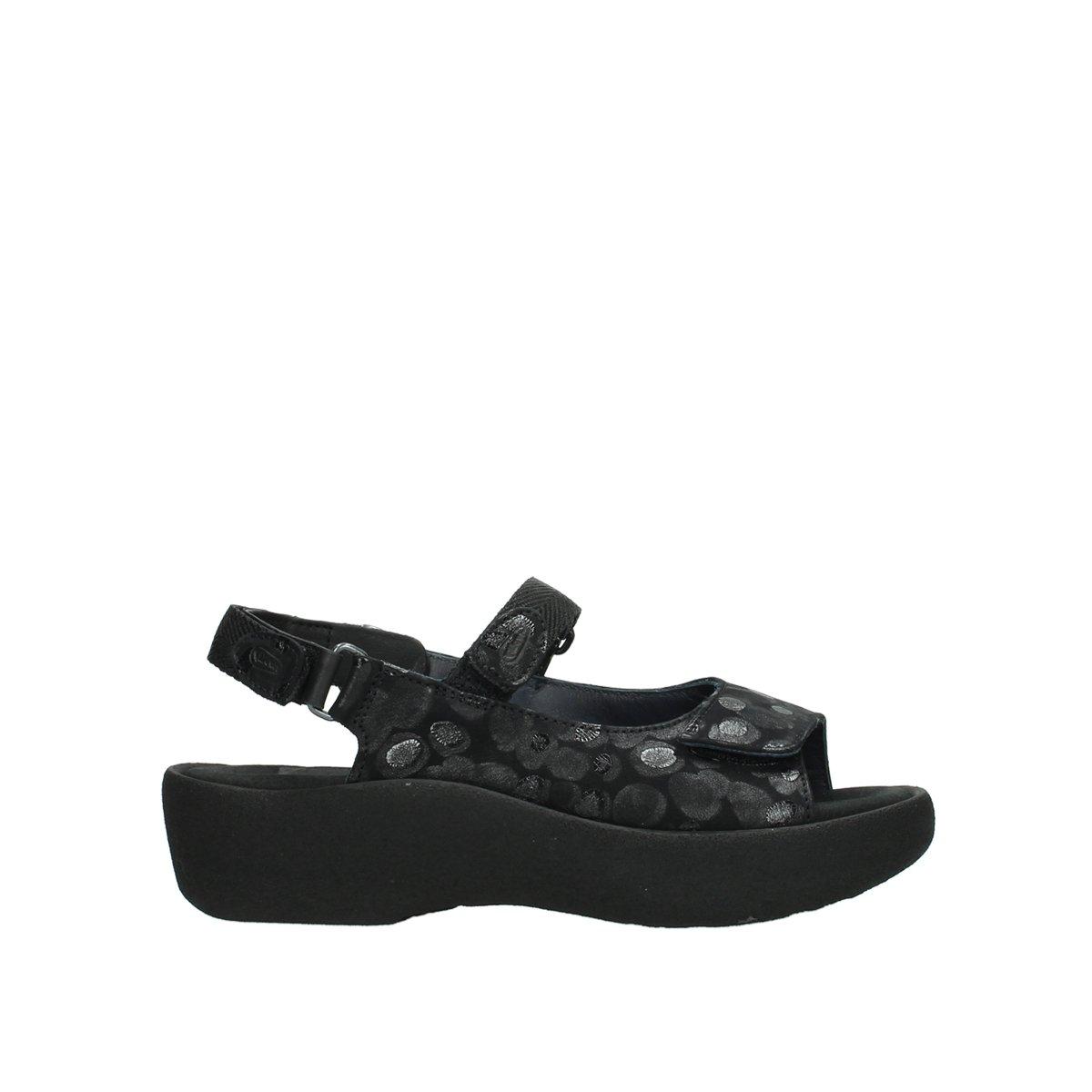 Wolky Comfort Jewel B07B9H67Q9 38 M EU|Black