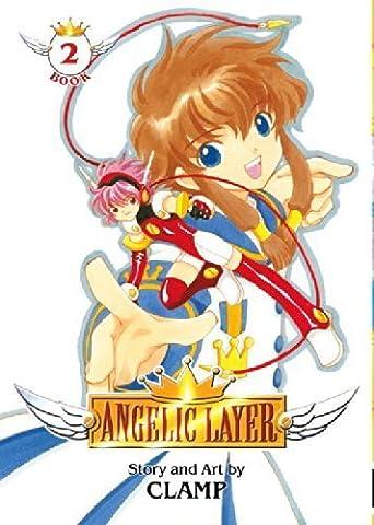 Angelic Layer Volume 2 (Angelic Layer (Dark Horse Manga)) by Clamp (2013) Paperback (Dark Layers Volume 2 Volume 1)