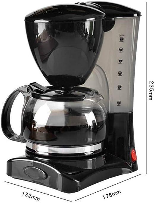 Máquina de café de 650 W American Coffee Tea Machine Caffè Maker ...
