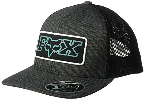 de gorragorra Honorarium Heather FOX 110 Trucker baseball by Gorra Black gorra nTwqPRw