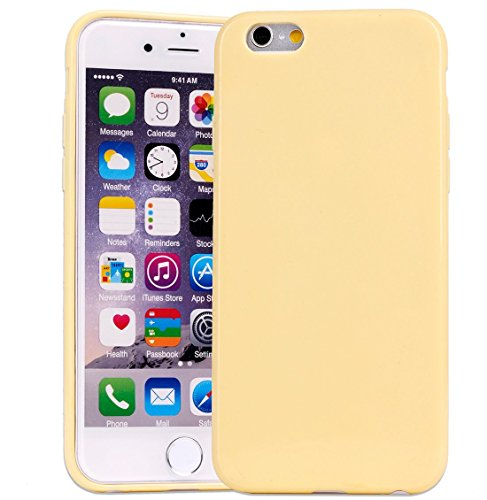 Yellow Rubber Skin Case - 3